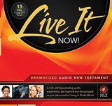 Live It Now! Dramatized New Testament-NLT |  |