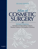 Atlas of Cosmetic Surgery with DVD | Michael Kaminer |