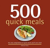 500 Quick Meals | Deborah Gray |