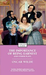 The Importance Of Being Earnest And Other Plays | Wilde, Oscar ; Harad, Alyssa |
