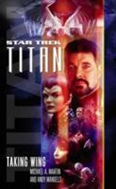 Titan, Book One | Michael A. Martin ; Andy Mangels |