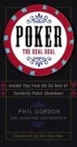Poker | Phil Gordon ; Jonathan Grotenstein |