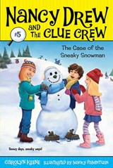 The Case of the Sneaky Snowman | Carolyn Keene |