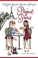 Project Paris | Lisa Barham |