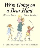We're Going on a Bear Hunt | Michael Rosen |