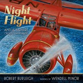 Night Flight | Robert Burleigh |