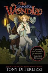 The Search for Wondla | Tony DiTerlizzi |