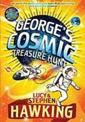George's Cosmic Treasure Hunt | Hawking, Lucy ; Hawking, Stephen W. |