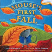 Mouse's First Fall | Lauren Thompson |