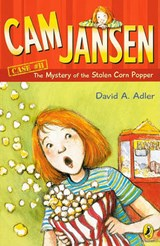 The Mystery of the Stolen Corn Popper | David A. Adler |