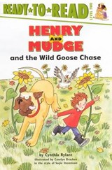 Henry and Mudge and the Wild Goose Chase | Cynthia Rylant |