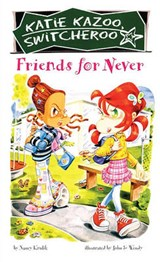 Friends for Never | Nancy Krulik |