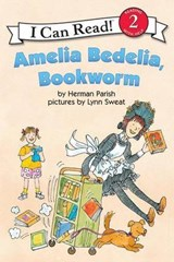 Amelia Bedelia, Bookworm | Herman Parish |