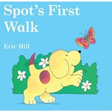 Spot's First Walk | Eric Hill |