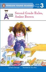 Second Grade Rules, Amber Brown | Paula Danziger |