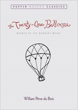 The 21 Balloons | William Pene Du Bois |