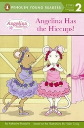 Angelina Has the Hiccups!
