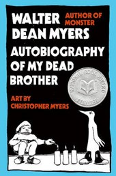 Autobiography of My Dead Brother | Walter Dean Myers |