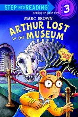 Arthur Lost in the Museum | Marc Tolon Brown |