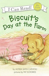Biscuit's Day at the Farm | Alyssa Satin Capucilli |