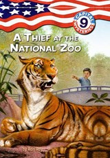 A Thief at the National Zoo | Ron Roy |