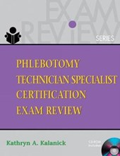 Phlebotomy Technician Specialist