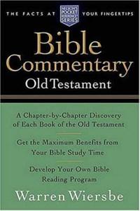 Old Testament Bible Commentary | Warren W. Wiersbe |