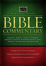 King James Version Bible Commentary |  |