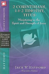 2 Corinthians, 1 & 2 Timothy, Titus