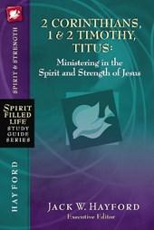 2 Corinthians, 1 and 2 Timothy, Titus