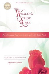 Woman's Study Bible-NKJV-Signature