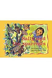 Sally and the Sparrows, Leveled Reader