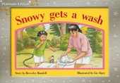 Snowy Gets a Wash, Leveled Reader