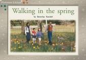 Walking in Spring, Leveled Reader