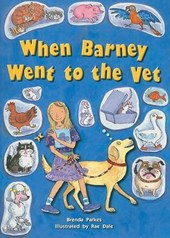 When Barney Went to the Vet
