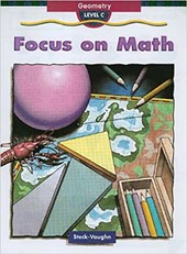 Steck-Vaughn Focus on Math
