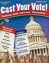 Cast Your Vote! Grades 3-5 |  |