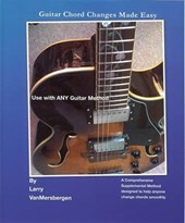 Guitar Chord Changes Made Easy