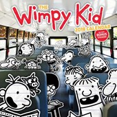 The Wimpy Kid 2018 Calendar