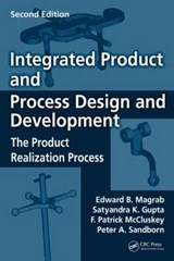 Integrated Product and Process Design and Development | Edward B. Magrab |