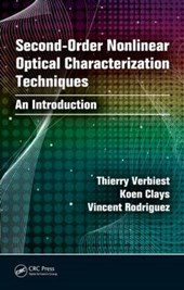 Second-Order Nonlinear Optical Characterization Techniques | Thierry Verbiest |
