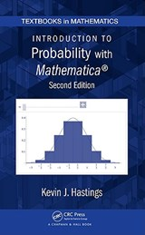 Introduction to Probability with Mathematica | Kevin J. Hastings |
