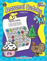 Seasonal Soduoku, Grades 3-4 | Amy Parks |