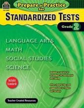 Prepare & Practice for Standardized Tests, Grade