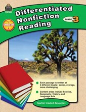Differentiated Nonfiction Reading, Grade