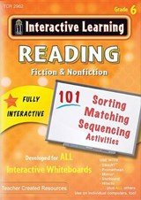 Interactive Learning | Teacher Created Resources |