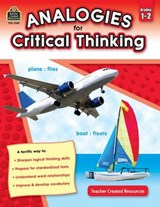 Analogies for Critical Thinking Grade 1-2 | Ruth Foster |