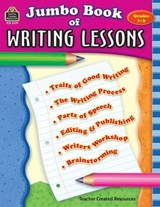 8umbo Book of Writing Lessons | Teacher Created Resources |