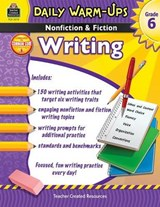 Nonfiction & Fiction Writing, Grade | Ruth Foster |