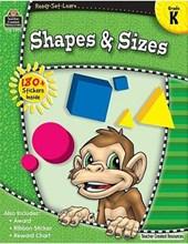 Shapes & Sizes, Grade K
